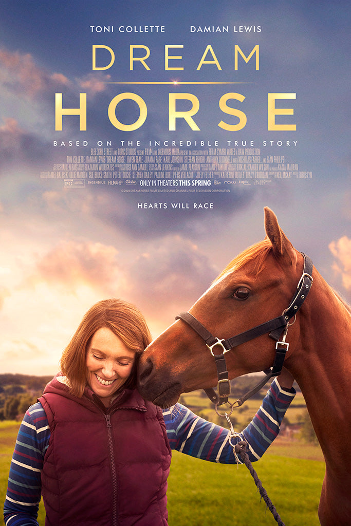 Dream Horse Movie Poster
