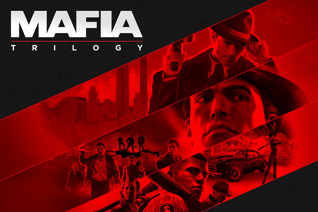 Mafia Definitive Edition Poster