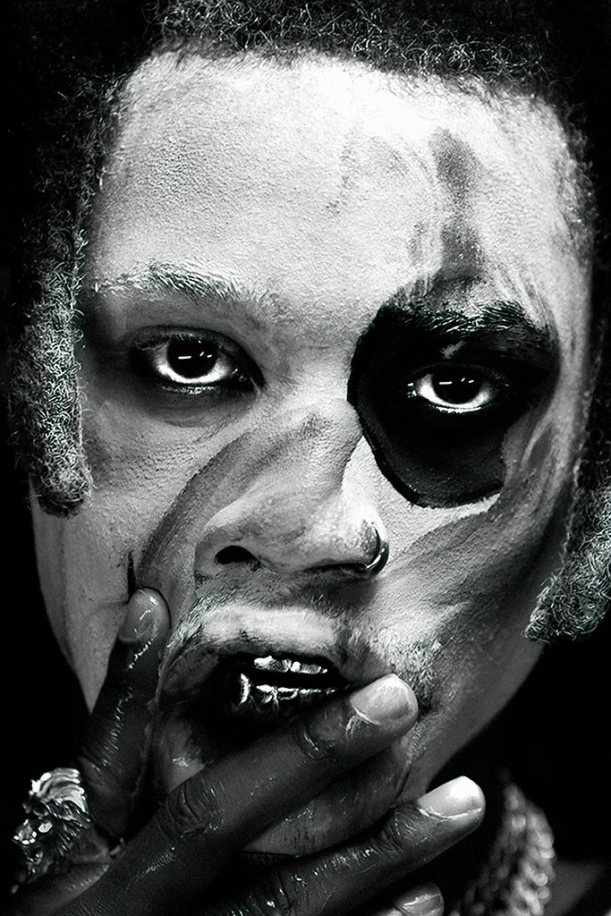 Denzel Curry Hip Hop Poster