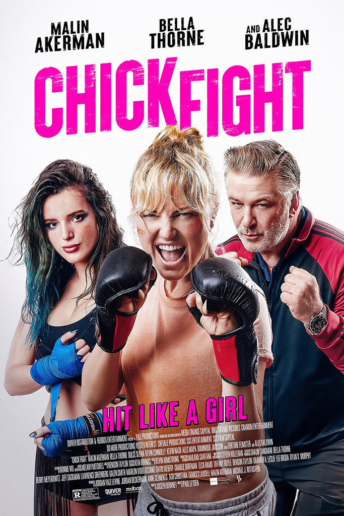 Chick Fight Movie Poster