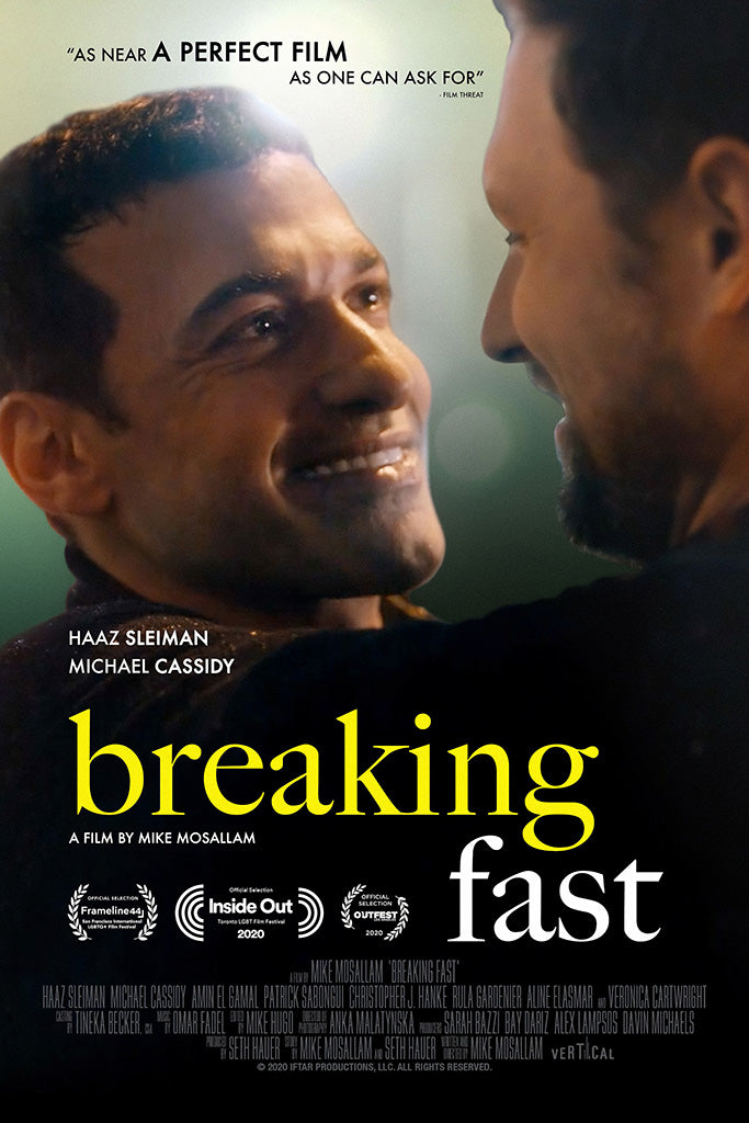Breaking Fast Movie Poster