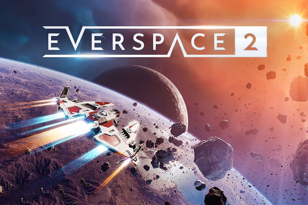 Everspace 2 Video Game Poster