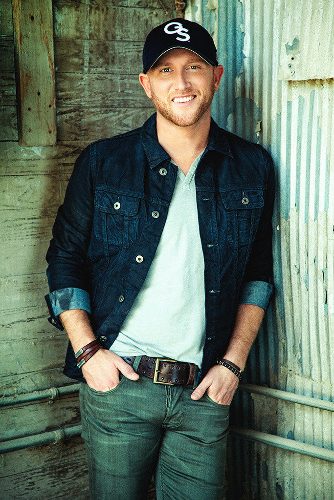 Cole Swindell Country Music Poster