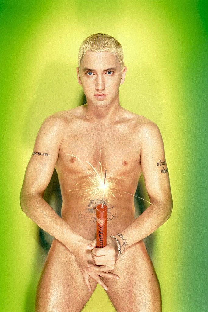 Eminem Hot Photo Poster