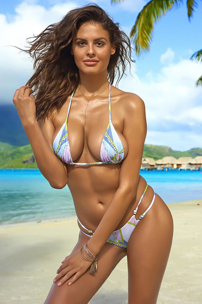 Bojana Krsmanovic Hot Girl Model Body Bikini Poster