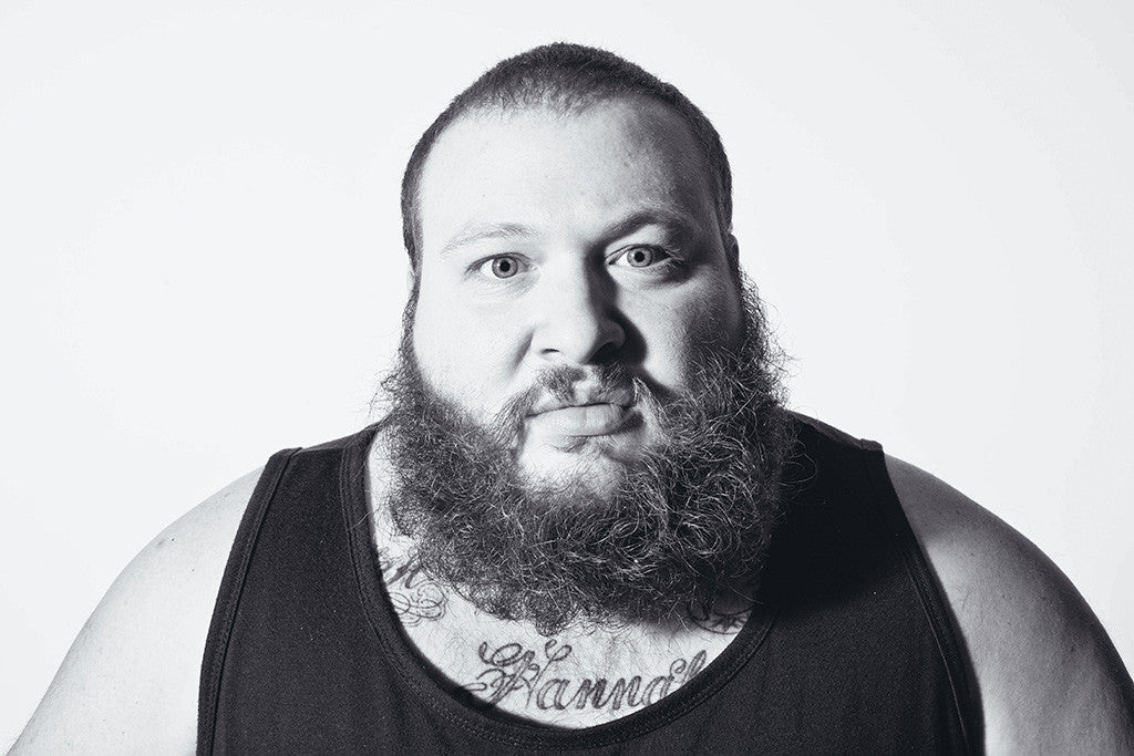 Action Bronson Rap Music Hip-Hop Poster