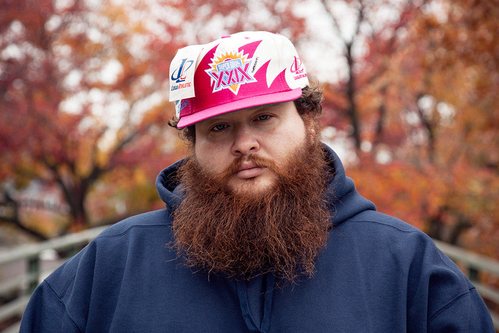 Action Bronson Rapper Music Hip-Hop Poster