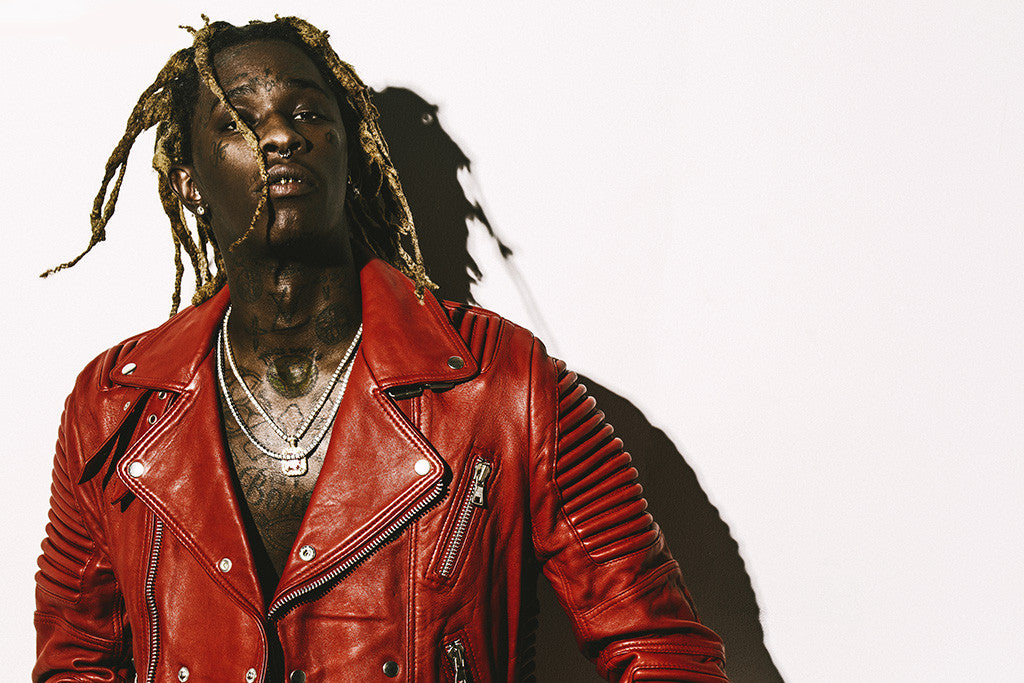 Young Thug Rapper Music Hip-Hop Poster