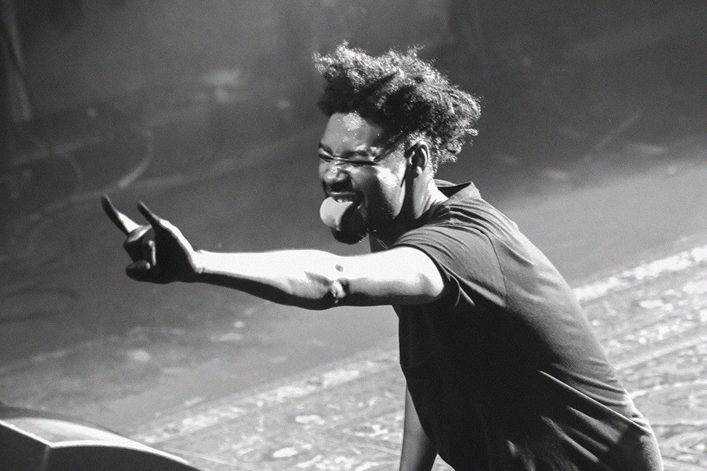 Danny Brown Rapper Music Hip-Hop Poster