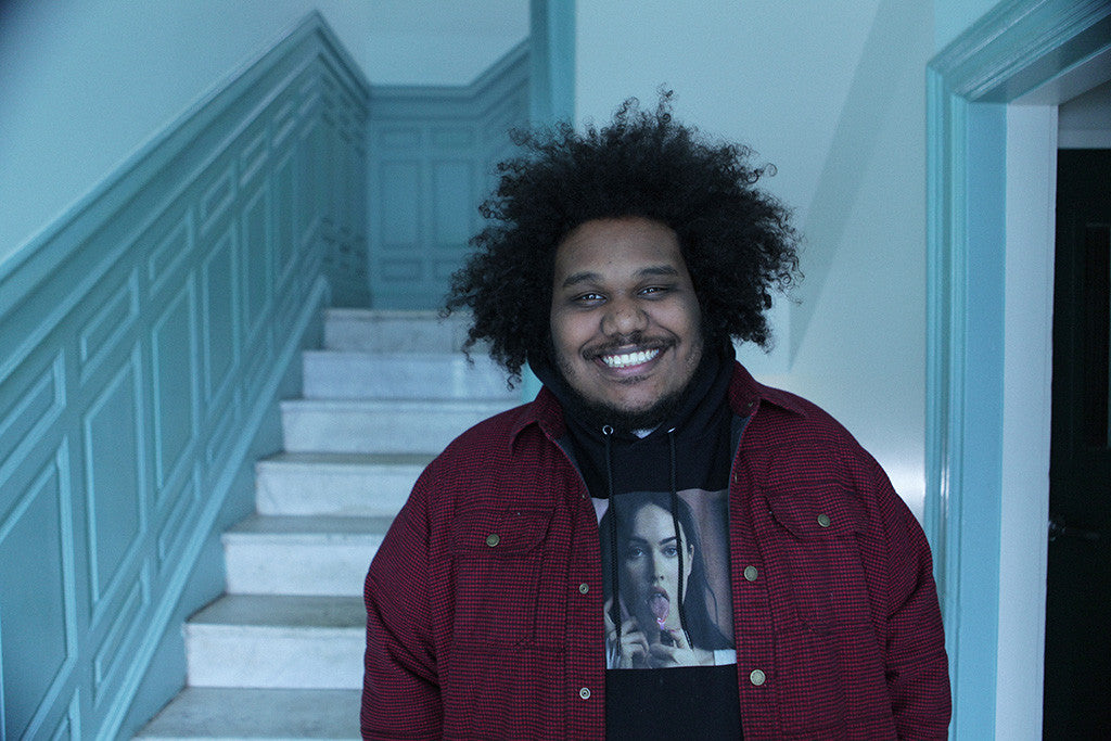 Michael Christmas Rapper Music Hip-Hop Poster