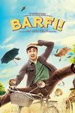 Barfi! Hindi Old Film Poster