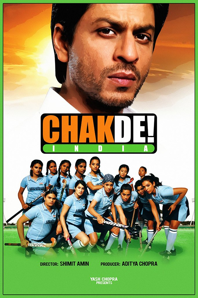 Chak De! India Movie Poster