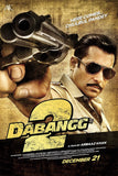 Dabangg Hindi Old Film Poster