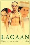 Lagaan Hindi Old Film Poster