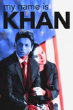 My Name Is Khan Bollywood Movie Poster
