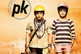 PK Bollywood Movie Poster