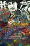 Rang De Basanti Hindi Old Film Poster