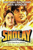 Sholay Hindi Old Film Poster