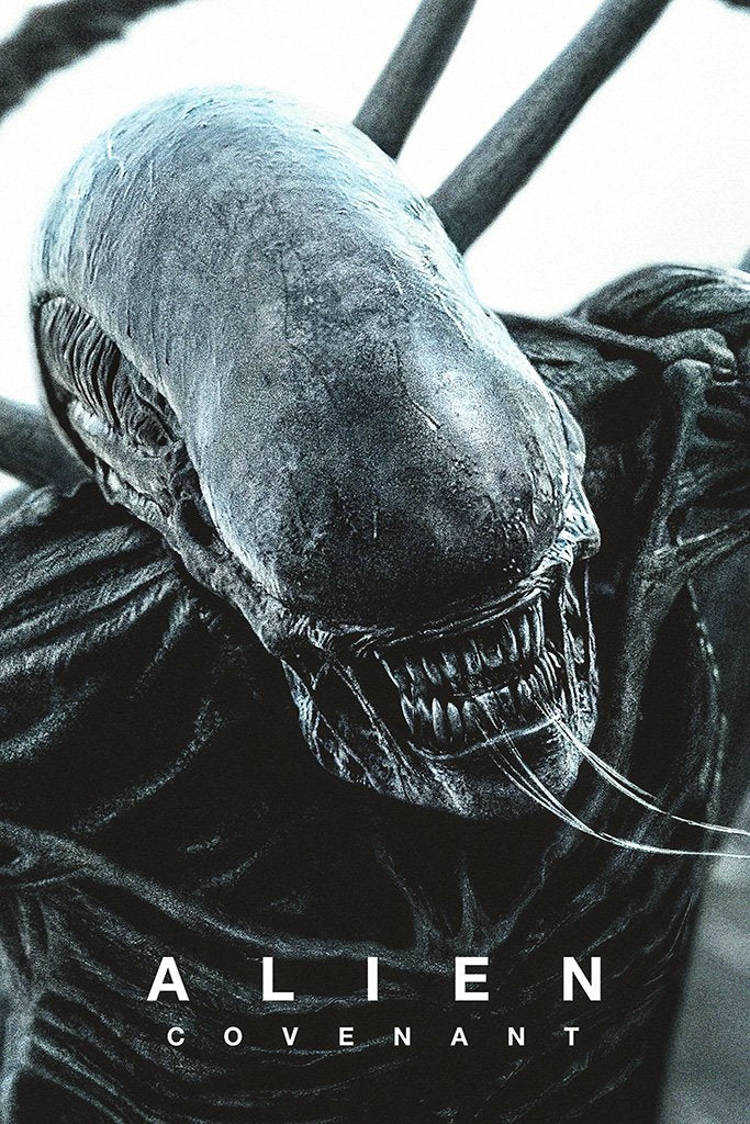 Alien Covenant Movie Poster