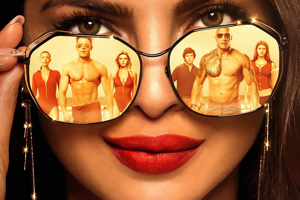 Baywatch 2017 Film Movie Poster