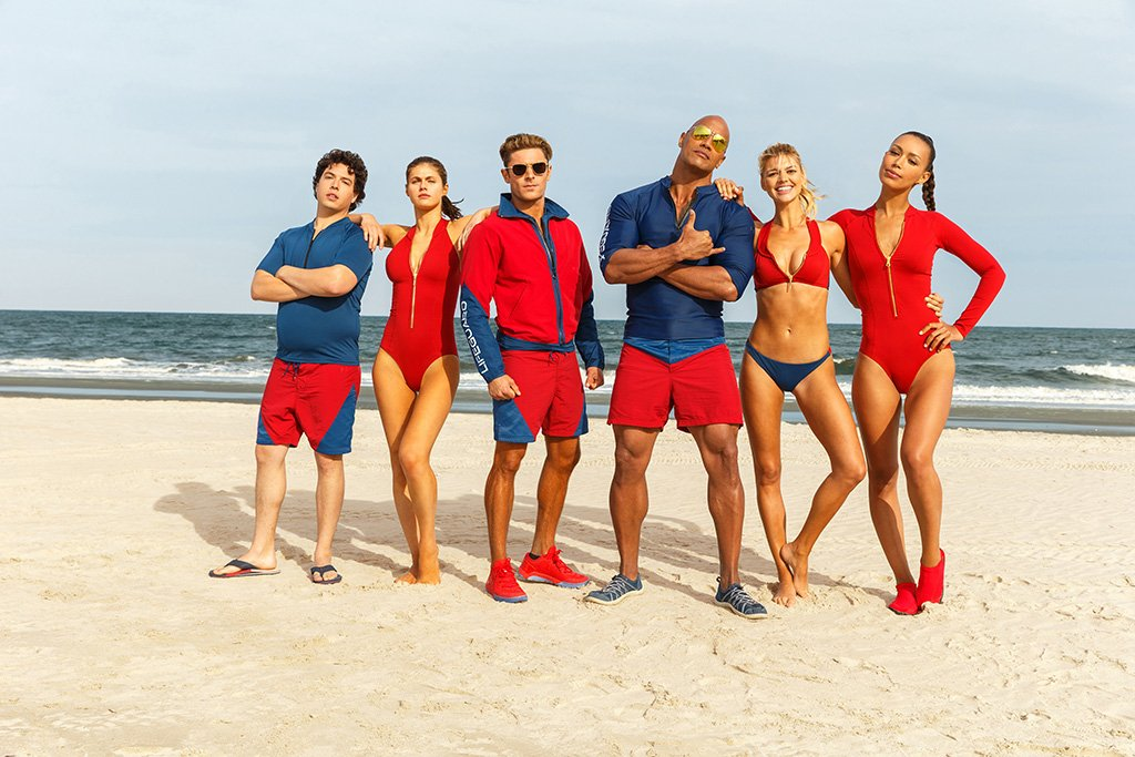New Baywatch Movie Poster