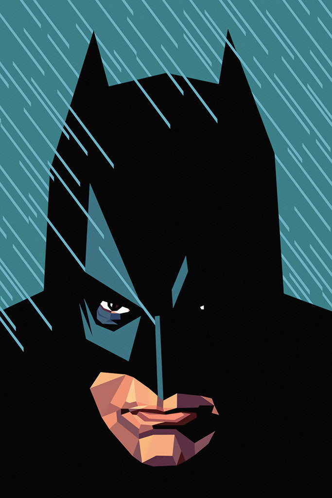 Batman Movie Fan Art Poster