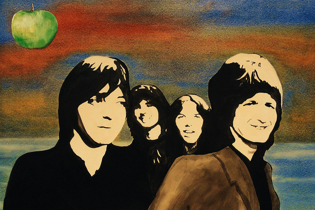Badfinger Classic Rock Poster