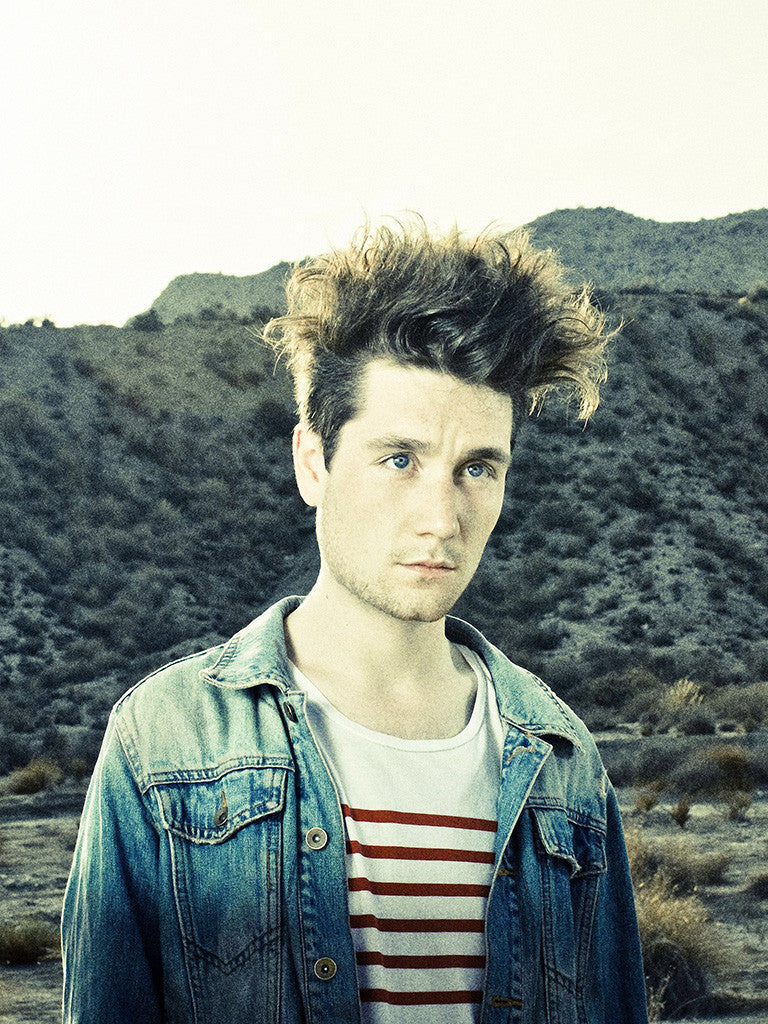 Bastille Dan Smith Rock Music Poster