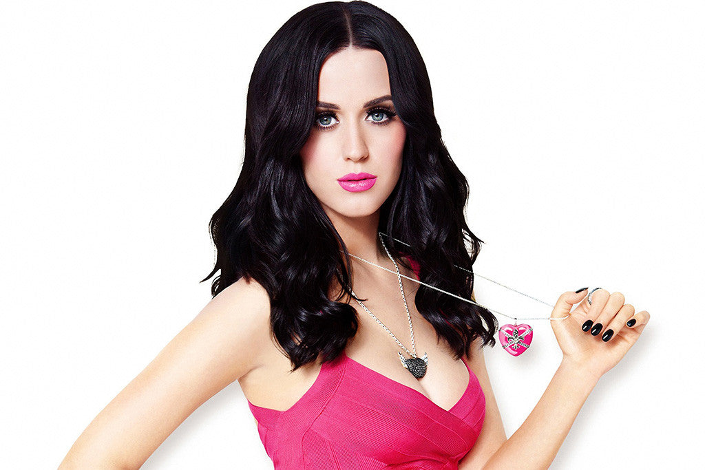 Katy Perry Hot Music Poster
