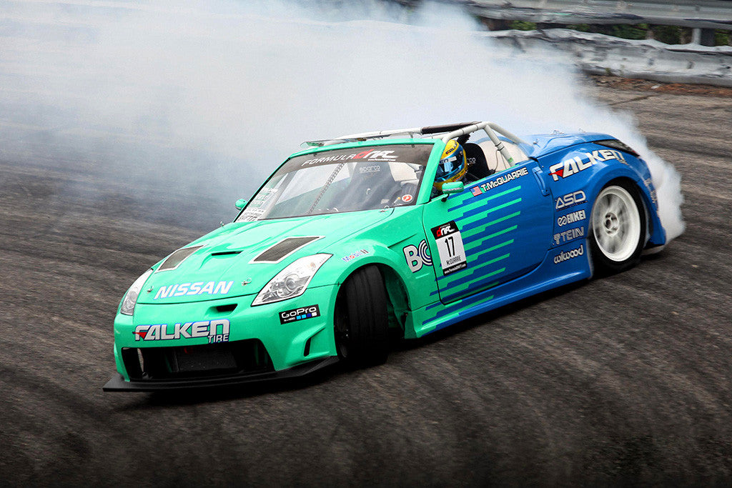 Nissan 350Z Drift Tuning Car Poster – My Hot Posters