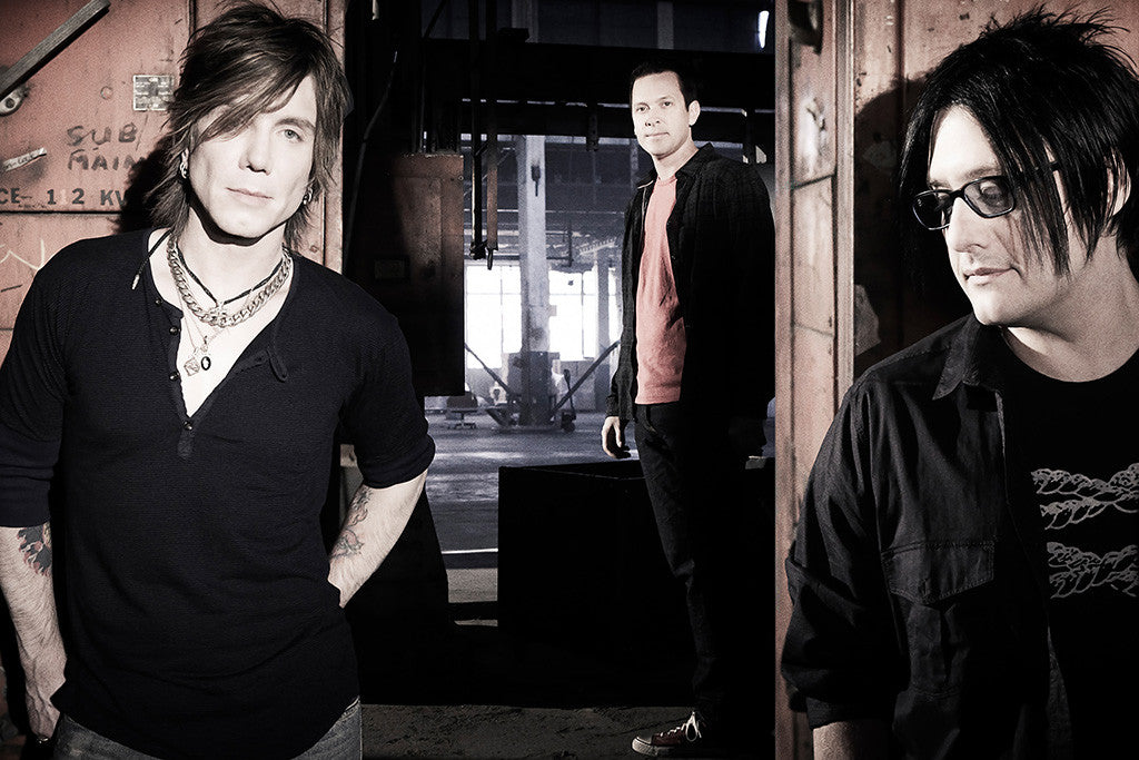 Goo Goo Dolls Band Rock Music Poster