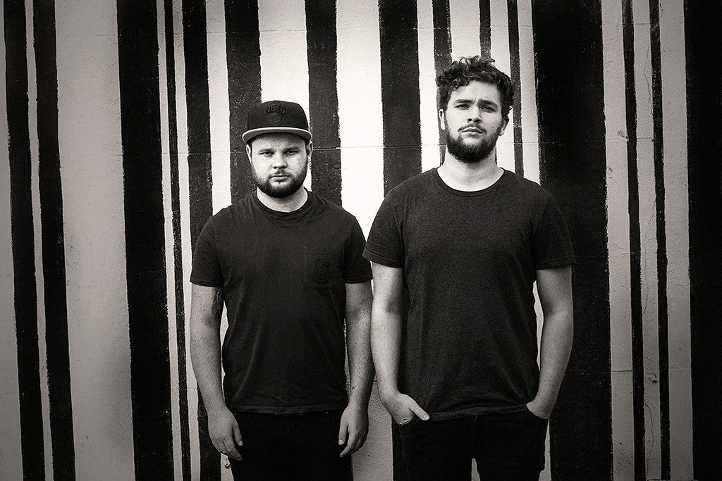 Royal Blood Band Rock Music Black and White Poster