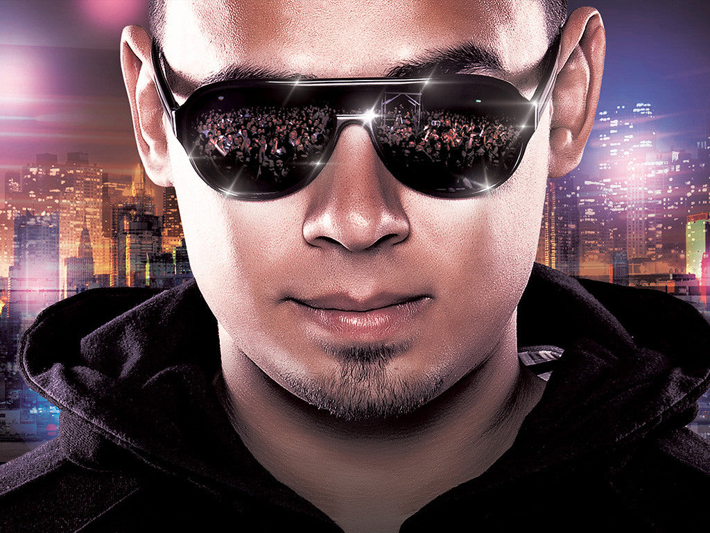 Afrojack City Dj Electronic Music Poster