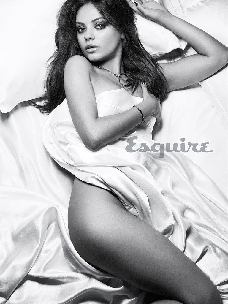 Mila Kunis Esquire Hot Erotic Sexy Poster 3 Of 4