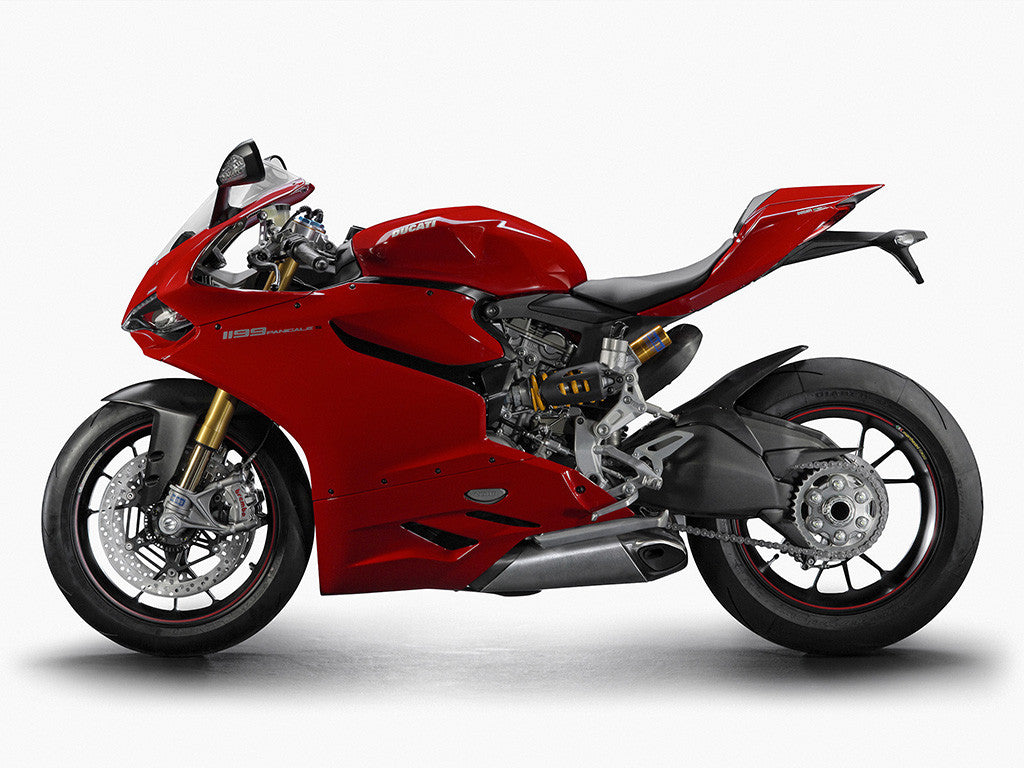 Ducati 1199 Panigale S Sport Bike Motorcycle Poster