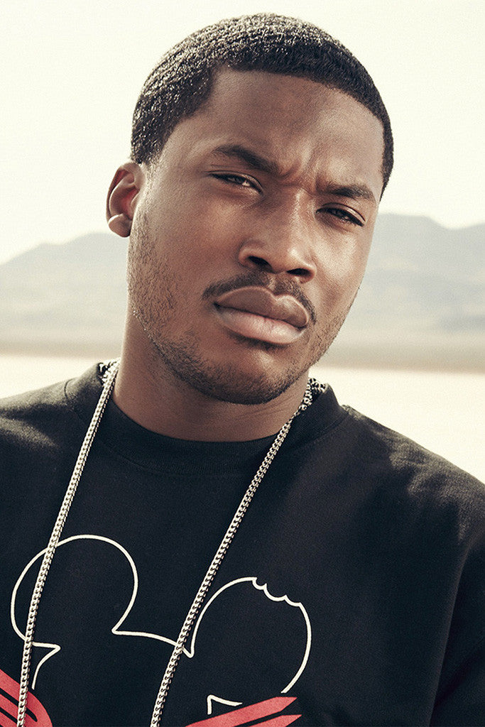 Meek Mill Hip Hop Poster