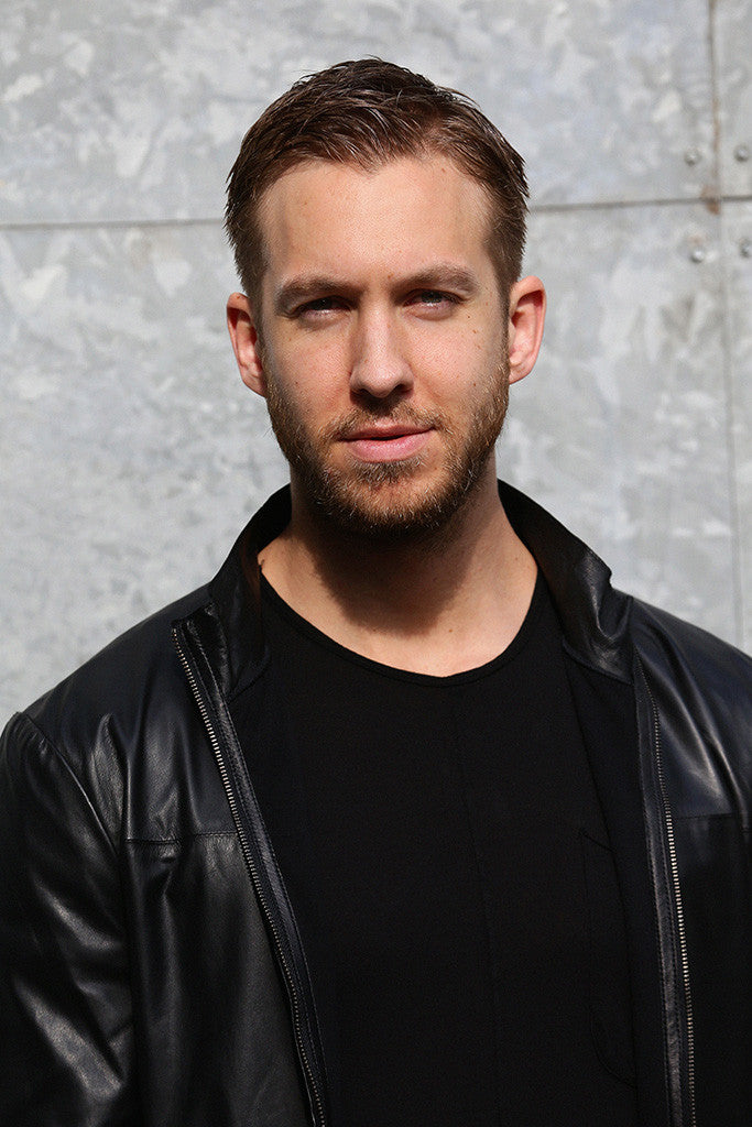 Calvin Harris Dance Electronic Music Poster