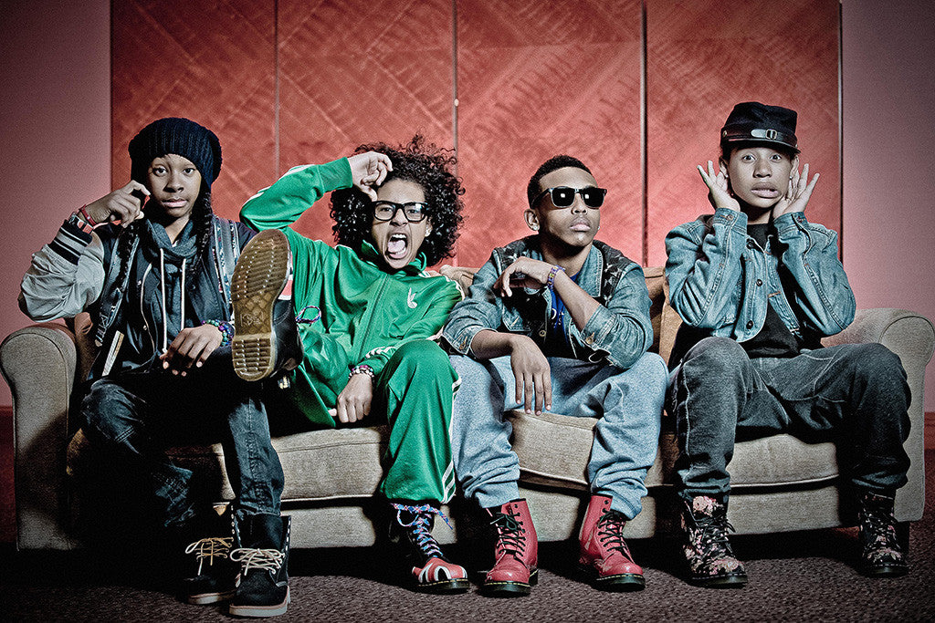 Mindless Behavior Poster