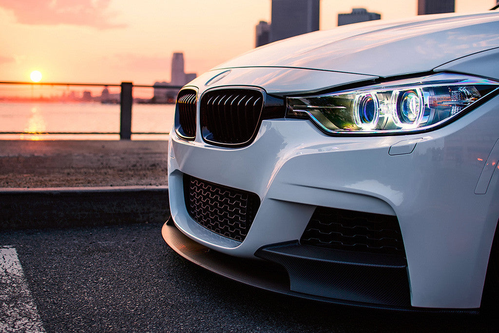 BMW F30 3 Series Car Poster