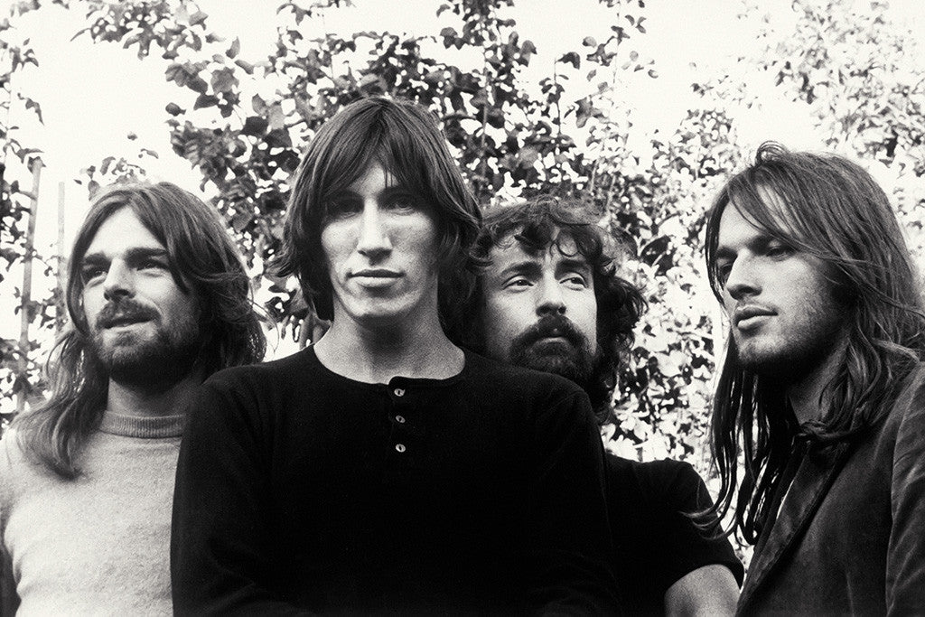 Pink Floyd Classic Rock Star Poster