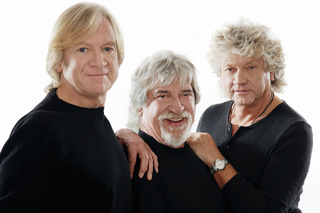 The Moody Blues Classic Rock Star Band Poster