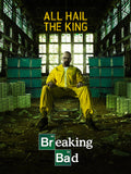 Breaking Bad Season 5 All Hail the King Poster
