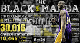 Kobe Bryant Basketball NBA Poster 5/14