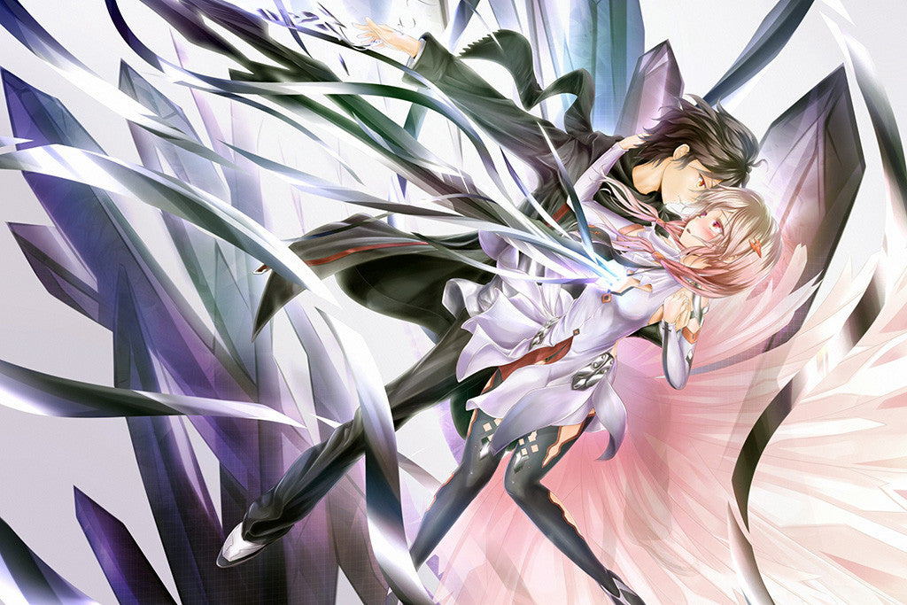 Guilty Crown Anime Poster