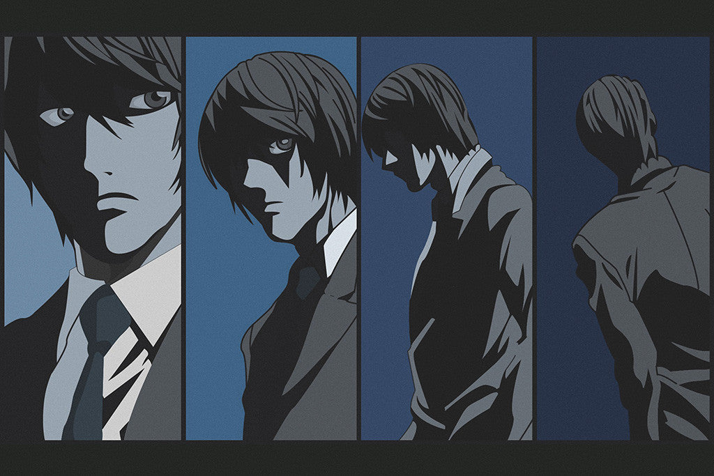 Death Note Anime Poster