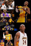 Kobe Bryant Set Los Angeles Lakers Basketball NBA Poster 8/9