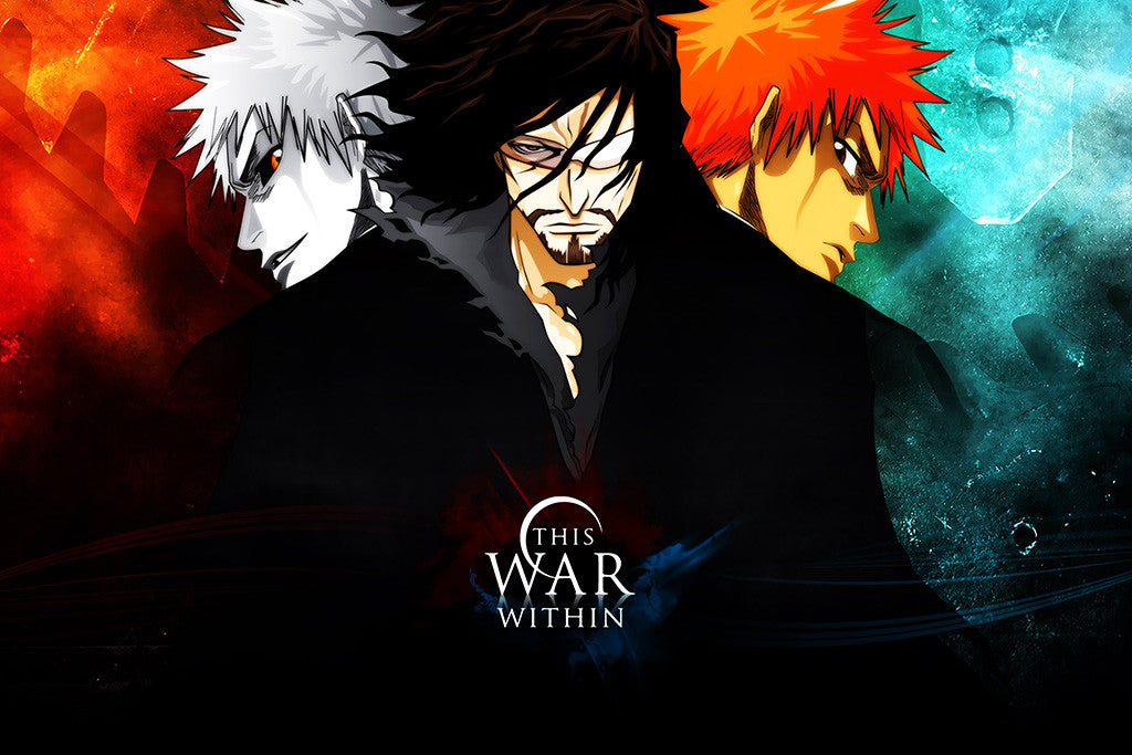 Bleach This War Within Anime Poster