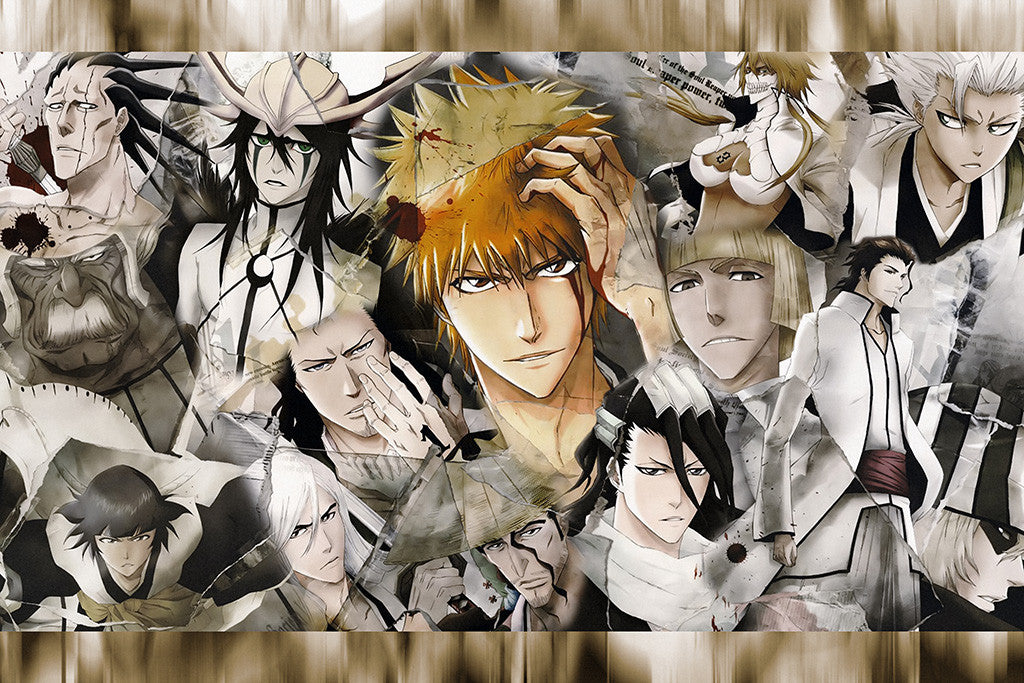 Bleach Anime Poster