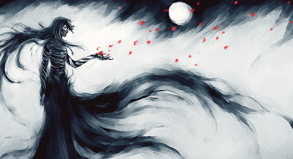Mugetsu Bleach Anime Poster