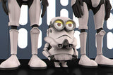 Minion Star Wars Troopers Poster